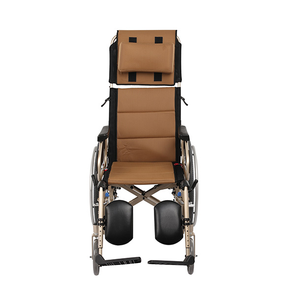 Manual de silla de ruedas con Power Assist para hemipléjica pacientes FC-M6